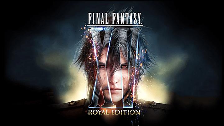Final Fantasy XV Pack royal edition