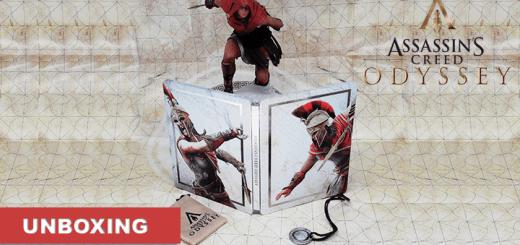 Assassin's Creed Odyssey Steelbook