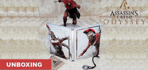 Assassin's Creed Odyssey Steelbook
