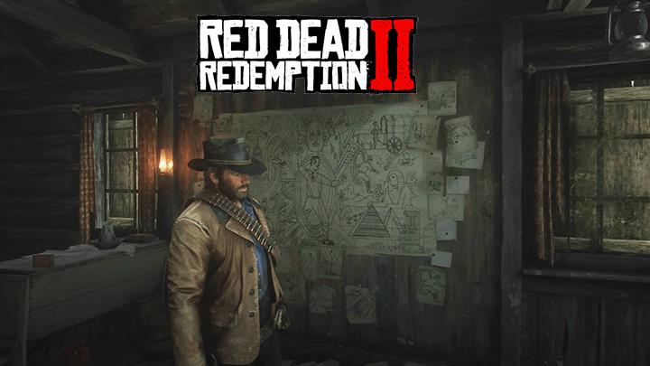 Red Dead Redemption 2 : Emplacement des 10 sculptures rocheuses