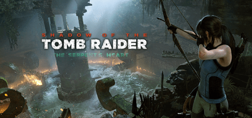 Shadow of the Tomb Raider DLC The Sepent's Heart