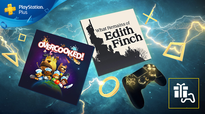 Playstation Plus mai 2019