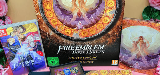 Fire Emblem Three House Edition Limitée