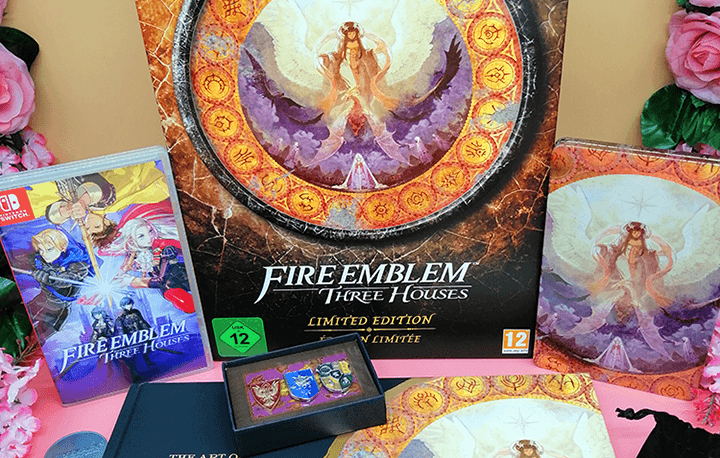Fire Emblem Three House Edition Limitée