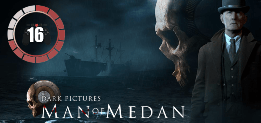 The Dark Pictures Anthology Man of Medan