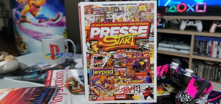 magazine PRESSE START