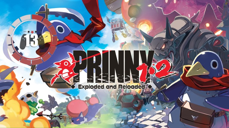 Prinny 1-2 Exploded and Reloaded