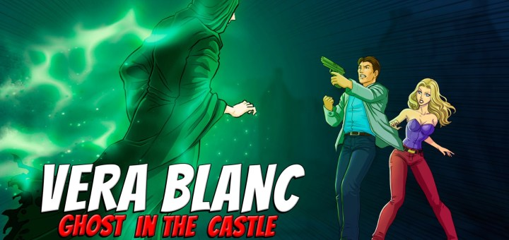 VERA BLANC GHOST IN THE CASTLE