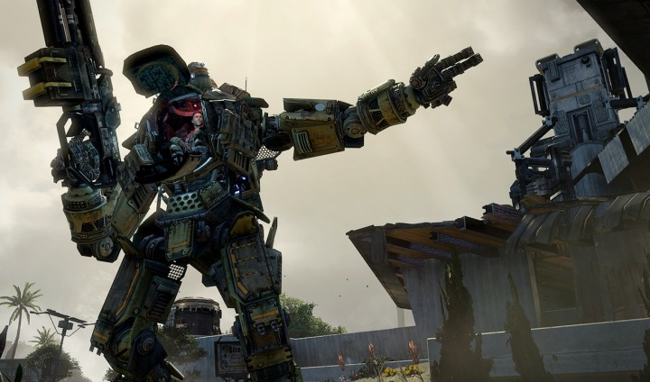 Titanfall Wasn't Conceived With the Xbox One in Mind