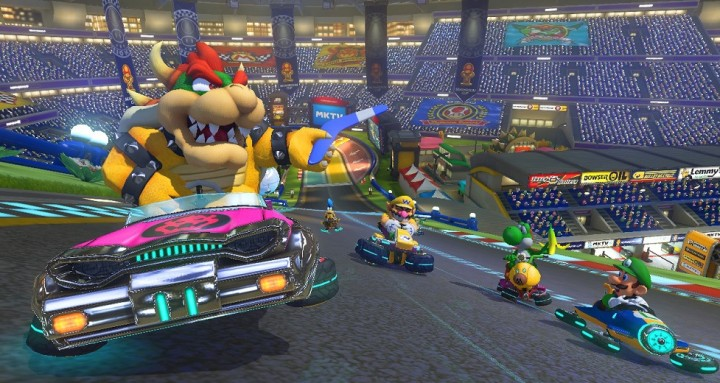 Mario Kart 8 New Weapon Trailers Unleashed