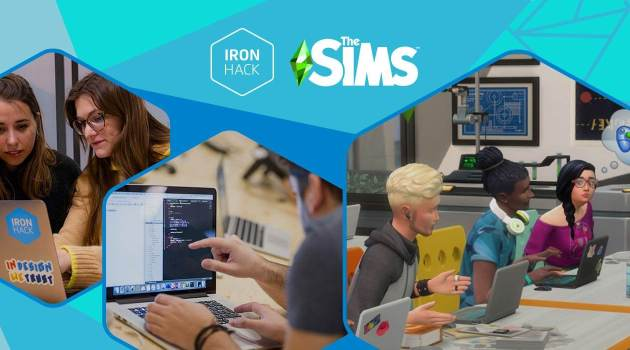 Ironhack sims4