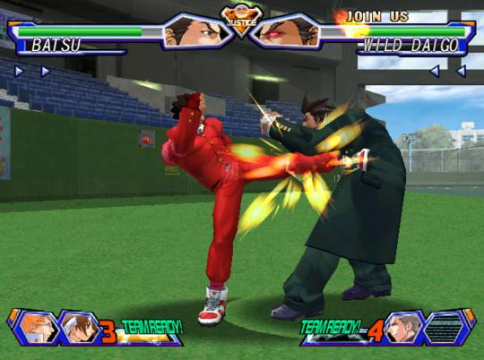 project justice dreamcast 3