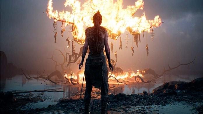 Sacrifício Hellblade Senuas