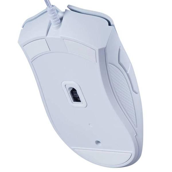 gamer-protocol-Razer DeathAdder Professional-Grade Wired Mouse - white bottom