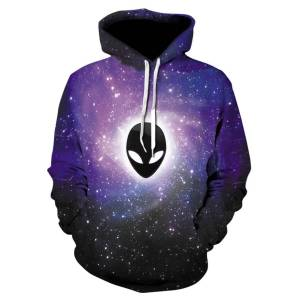gamer-protocol-visitors hoodie - Front