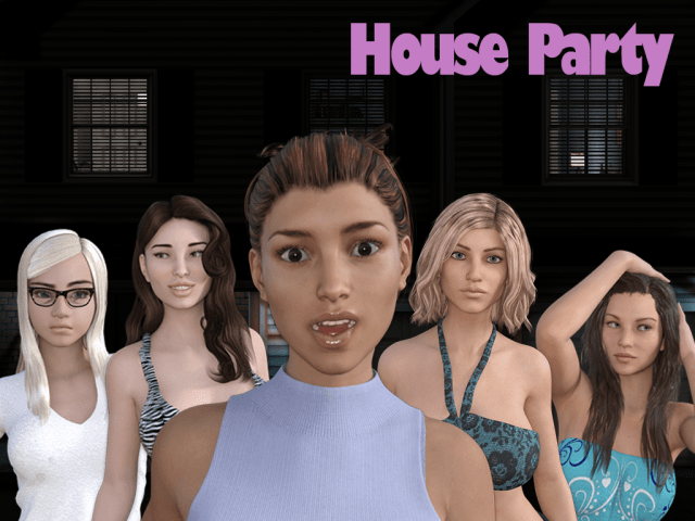 House Party Full Version Free Download - GF