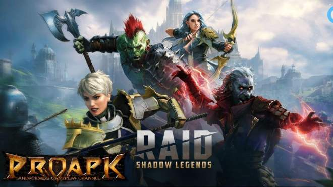 raid shadow legends mobile ios full working game mod free