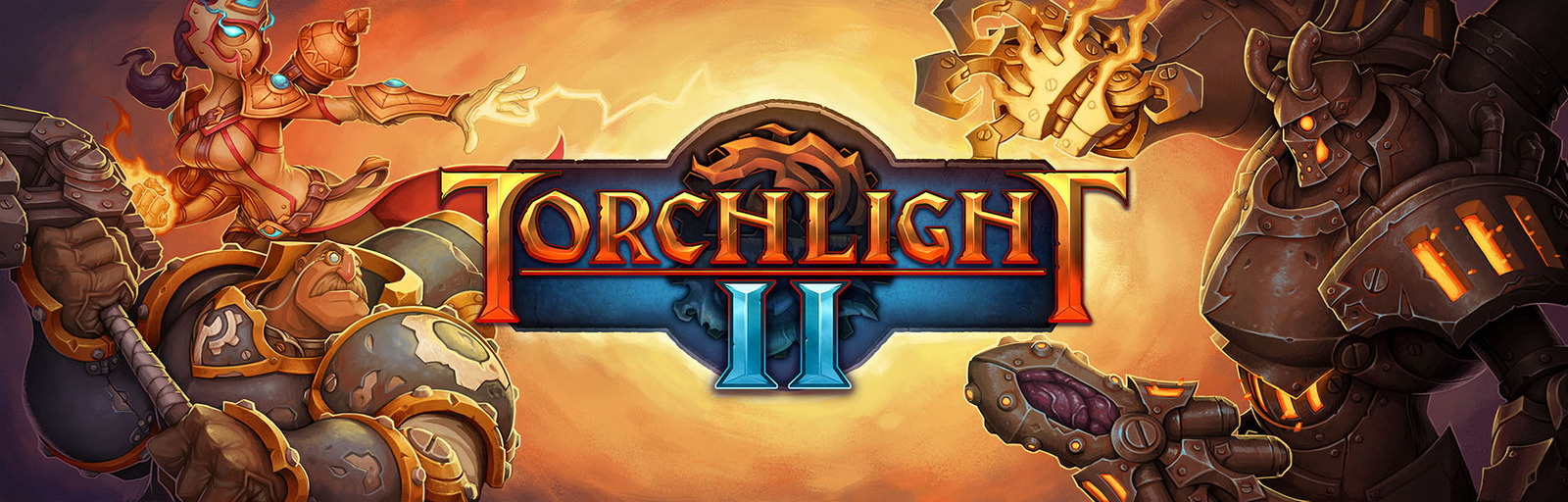 Torchlight II Christmas Giveaway Gt GamersBook