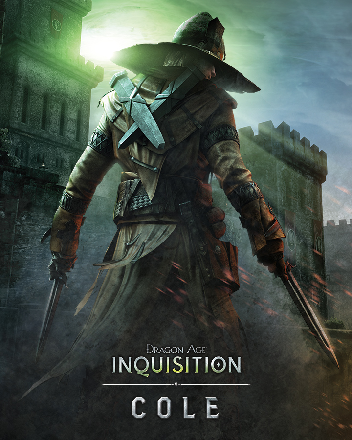 Dragon Age Inquisition Character Artworks Gt GamersBook