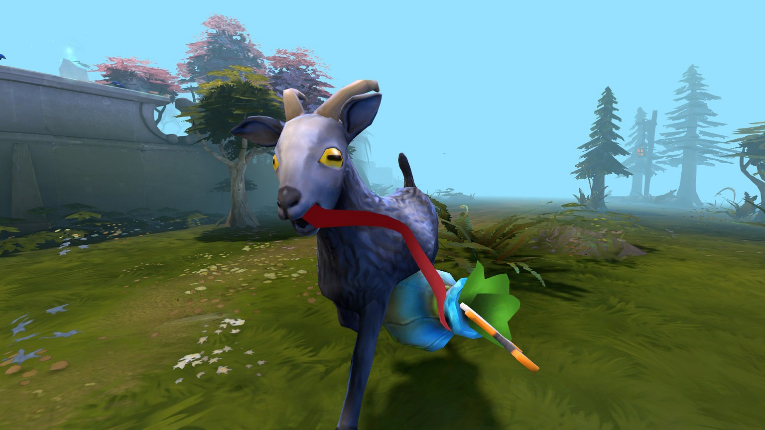 Help Bring The Goat From Goat Simulator To Dota 2 Gt GamersBook