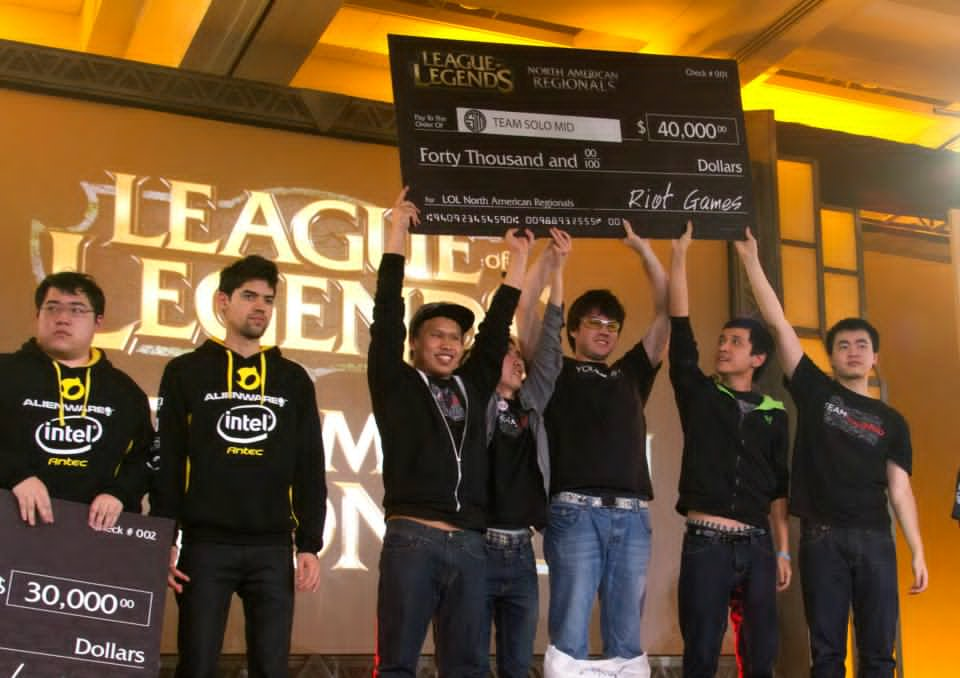 Page 3 Of 10 For 10 Strongest League Of Legends Teams In 2016 GAMERS DECIDE