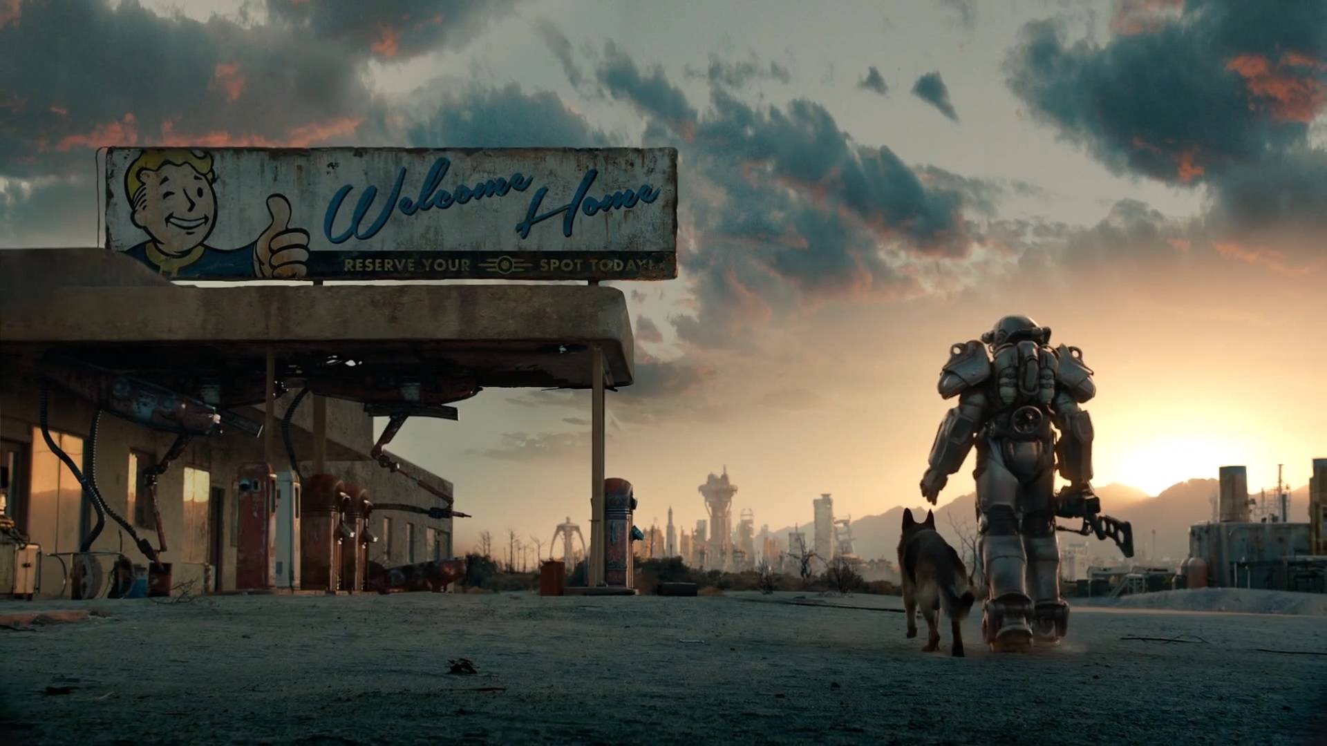 Fallout 4 Review GAMERS DECIDE