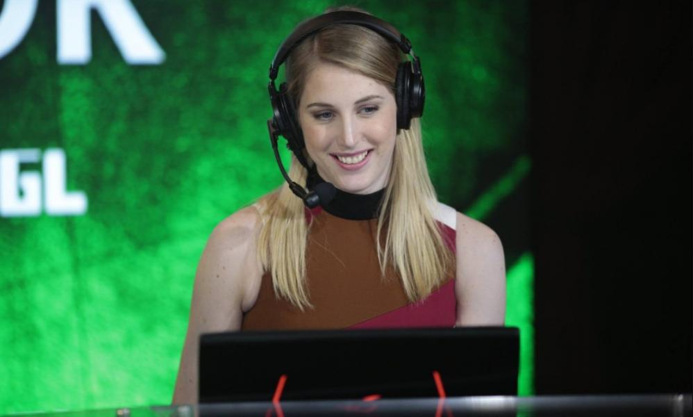 Dota 2 Caster Sheever Is Ready To Battle Cancer GAMERS