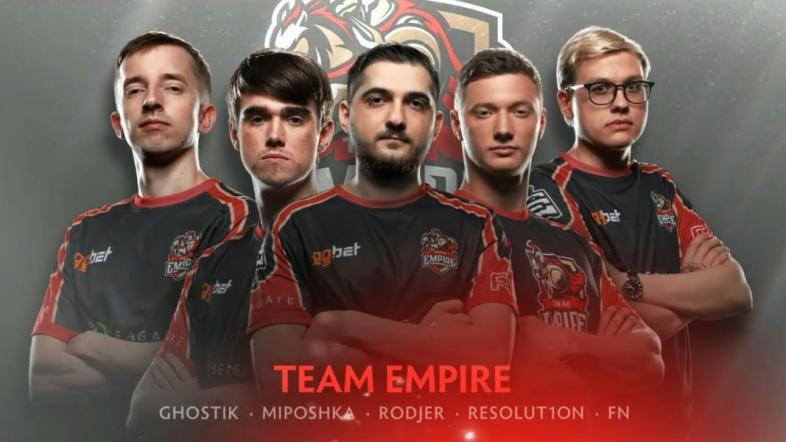 Dota 2 TI7 Team Empire Beats Evil Geniuses Loses To Team