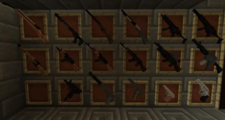Download guns mod app for android. Top 10 Minecraft Best Gun Mods Gamers Decide