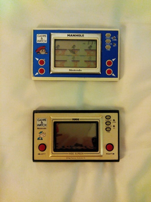 2 Game & Watch