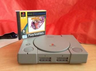 PS-X ou Playstation première série
