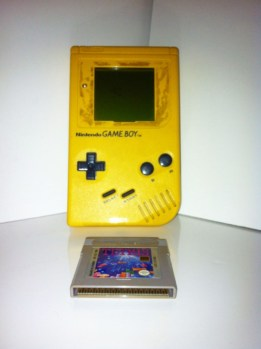 Game Boy Original Jaune