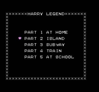 Harri's Legend 3