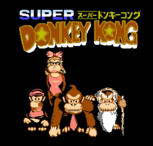 Donkey Kong -1