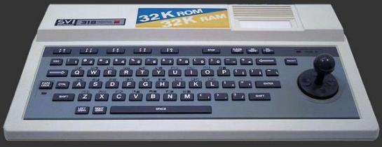 SpectraVideo SV318