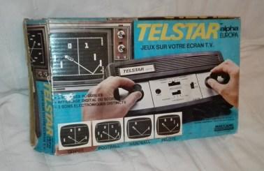 Telstar Coleco (PONG)
