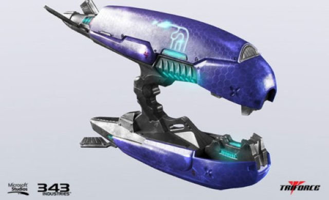 Halo Plasma Rifle Replica
