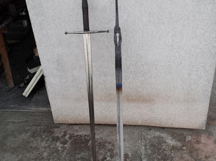 Witcher 3 Ciri's sword replica