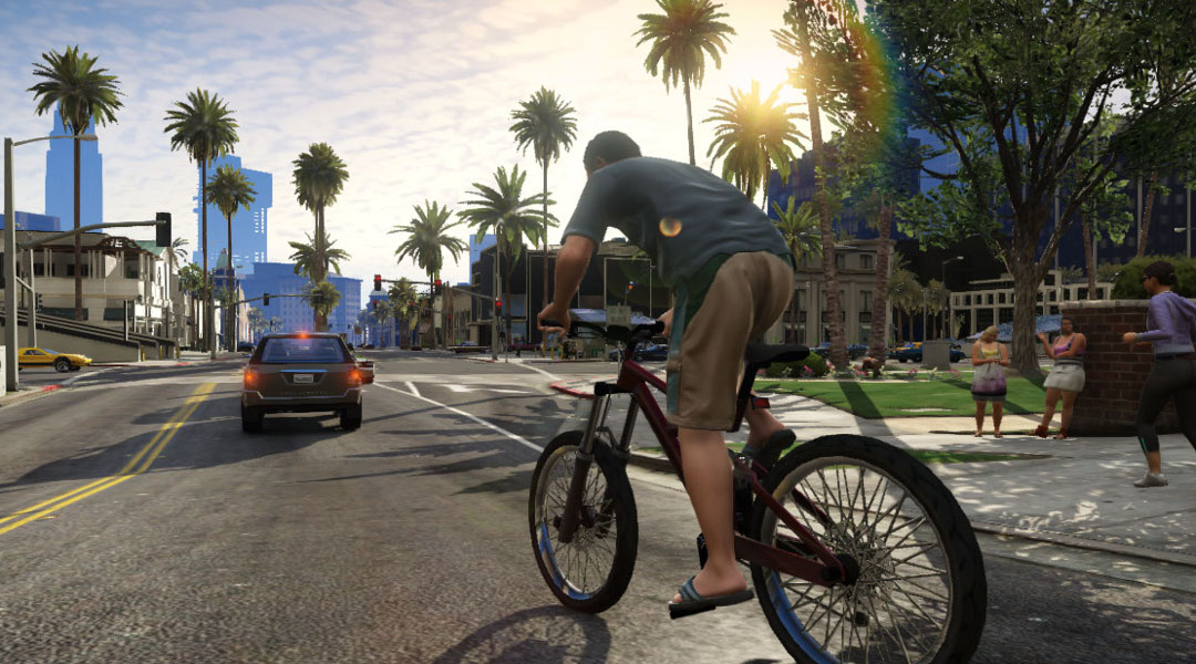 UltraRealistic GTA V Mod With K Textures Looks Unbelievable - Guy takes pictures showing just realistic grand theft auto v looks