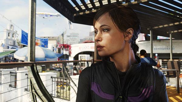 Ilona in Black Ops III