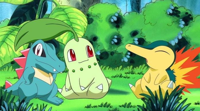 Pokemon GO 2nd gen
