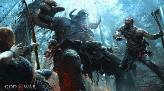 God of War PlayStation 4 Sony PS4