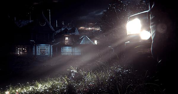 Resident Evil 7 House
