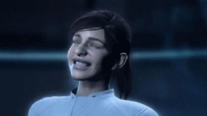 Mass Effect Andromeda face animations
