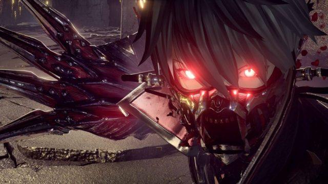 Bandai Namco Code Vein Screenshot Blood Veil
