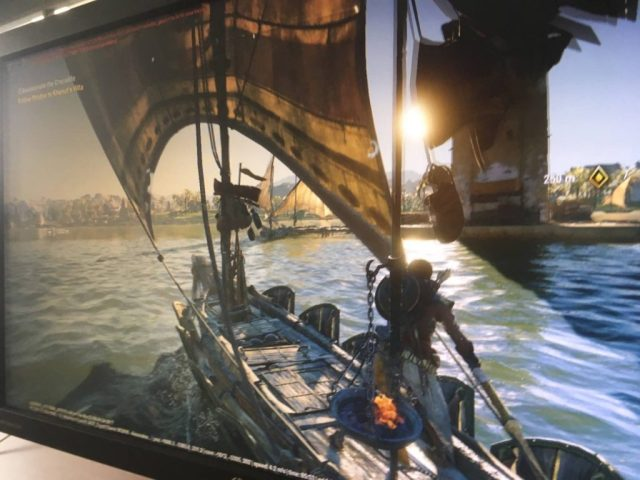 Assassin's Creed Origins boat/naval screenshot