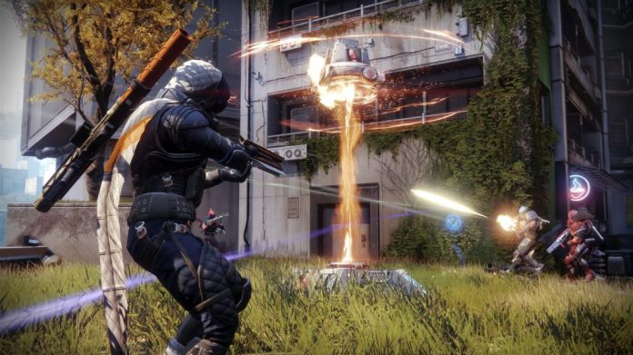 Destiny 2 Multiplayer Gameplay