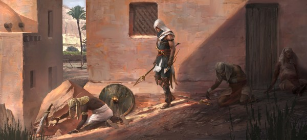 Assassin's Creed Origins announcement coming this month!