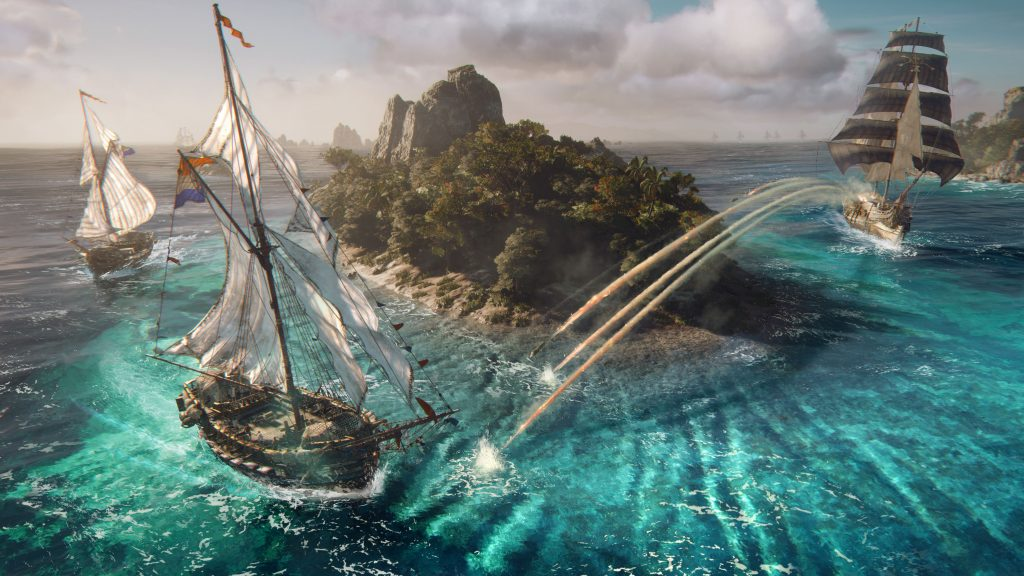 Ubisoft pirate game Skull and Bones screenshot