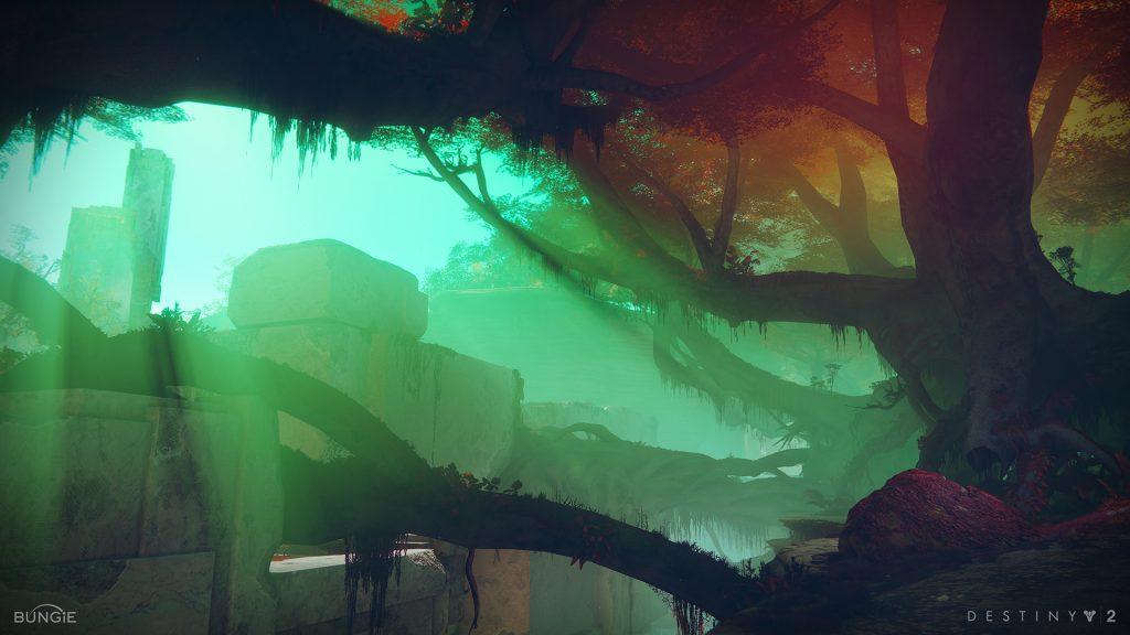 Destiny 2 wallpaper screenshot